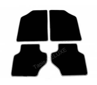 Carpet mats for Ford Escort XR3i Cabrio 1983-1990 (only LHD)