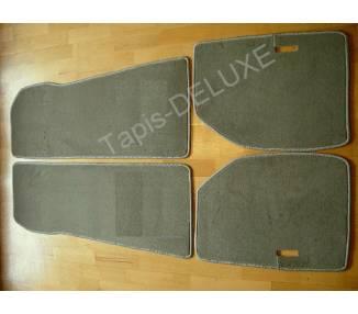 Carpet mats for Jaguar XJS Coupe (only LHD)