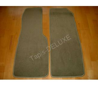 Carpet mats for Jaguar XJS Cabriolet (only LHD)