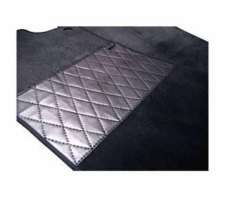 Carpet mats for Jaguar E series 1,5 flat floor (only LHD)