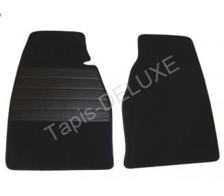 Surtapis pour Jaguar E série 2 plancher plat