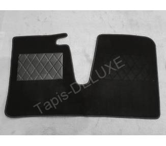 Carpet mats for Lancia Fulvia coupe series 2 and 3 (only LHD)