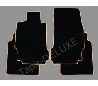 Carpet mats for Maserati Quattroporte V 2003-2012 (only LHD)