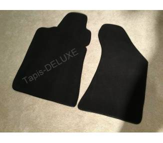 Carpet mats for Maserati Shamal 1989-1995 (only LHD)