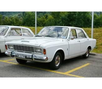 Moquette de sol pour Ford Taunus limousine P7 4 portes 1967-1971