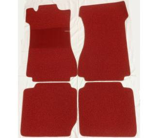 Carpet mats for Mercedes-Benz W114/8 coupe 1967-1976 (LHD or RHD)