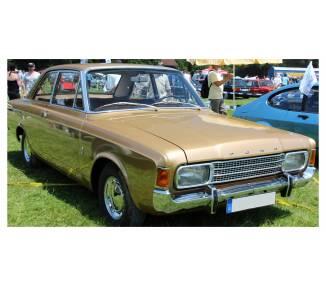 Moquette de sol pour Ford Taunus coupé P7 2 portes 1967-1971