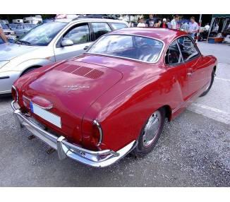 Moquette de coffre pour Karmann Ghia Coupe et cabrio Type 14 de 1955-1974