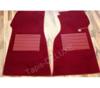 Complete interior carpet kit for Jaguar Mark II / MK2 (only LHD)