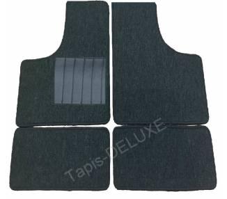 Carpet mats for NSU Prinz 4 1961-1973 (only LHD)