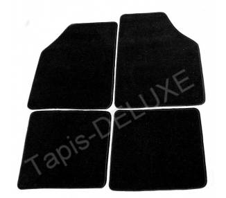 Carpet mats for NSU Ro 80 1967–1977 (only LHD)
