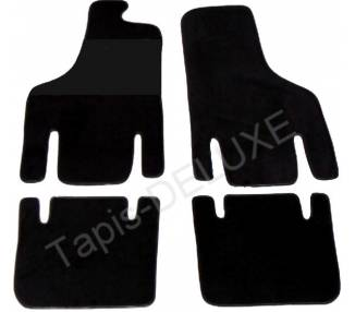 Carpet mats for NSU Prinz I - II - III and 30- 30E 1958–1973 (only LHD)