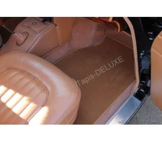 Carpet mats for Jaguar MK2 (LHD and RHD)