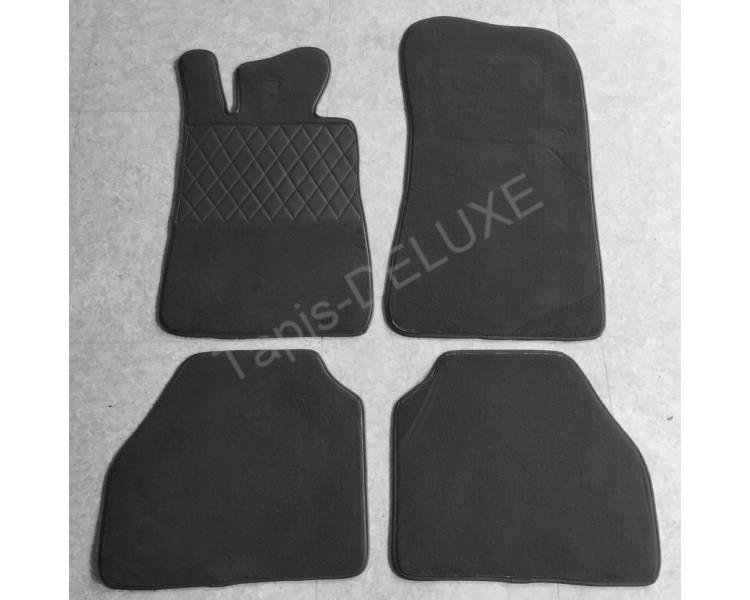 Carpet mats for Opel Rekord E 1977-1986 (only LHD)