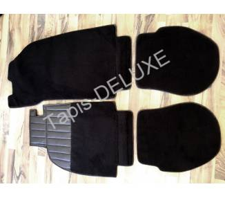 Carpet mats for Porsche 964 36L 1989-1994