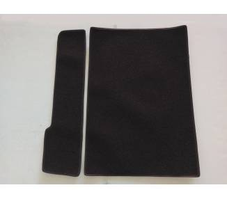 Trunk carpet for Mercedes-Benz Ponton limousine little W120-W121 from 1953-1962 (only LHD)