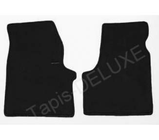 Carpet mats for Renault 5 Turbo (2) 1980-1985 (only LHD)