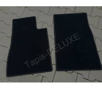 Carpet mats for Triumph 1800 and 2000 Roadster 1946–1949 (only LHD)