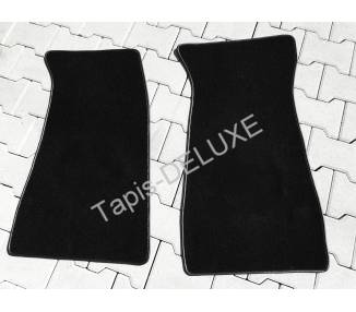 Carpet mats for Triumph TR7 and TR8 1975-1981 (only LHD)