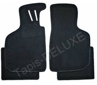 Carpet mats for VW 1500-1600 type 3 1961–1973 (only LHD)
