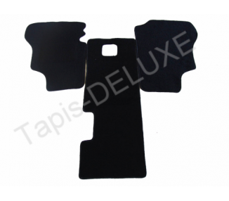 Carpet mats for VW T4 1996–2003 (only LHD)