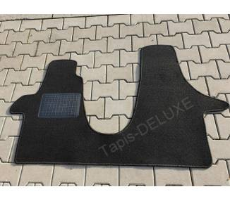 Carpet mats for VW T5 2003-2009 (only LHD)