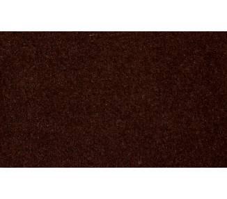 Car Carpet Velour Deep Brown V360