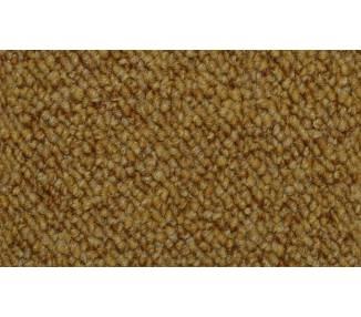 Car carpet German Loop Cream Date Brown S310