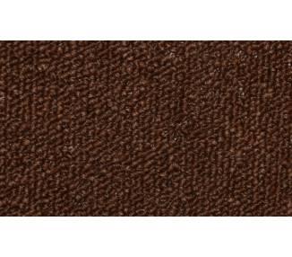 Car carpet German Loop Cream Deep Brown S315