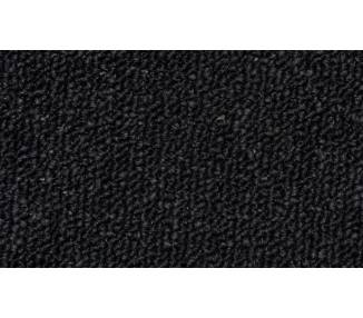 Car carpet German Loop Black S300