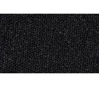 Autoteppich Schlinge Schwarz S300