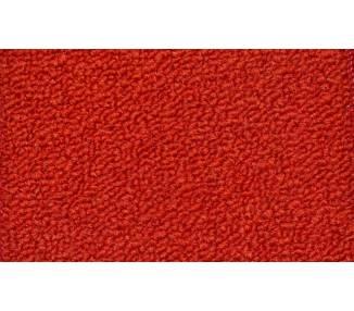 Car carpet German Loop Bright Red S203