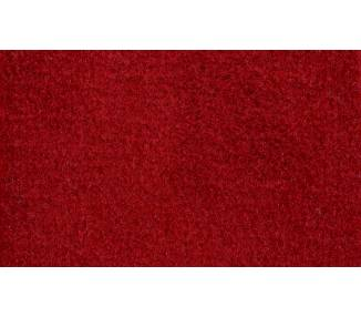 Car Carpet Velour Red V203