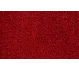 Autoteppich Velours Rot V203
