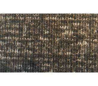 Car Carpet Silverknit Velour Black