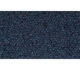 Car carpet German Loop Black Burquoise Gross Mottled S302