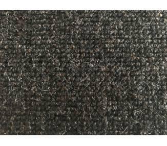 Car carpet Square Weave Black B300
