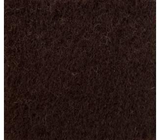 Autoteppich Strickvelour Dunkelbraun