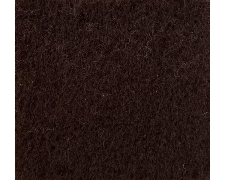 Car Carpet Silverknit Velour Dark Brown