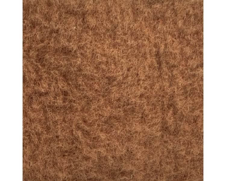 Car Carpet Silverknit Velour Caramel