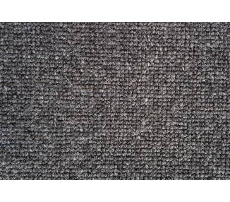 Car carpet Square Weave Medium Grey B304
