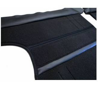 Trunk carpet for Fiat Dino 2000 Coupé from 1966-1972 (only LHD)
