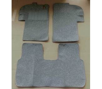 Complete interior carpet kit for Peugeot 304 limousine / break (only LHD)