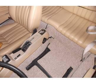 Moquette de sol pour Fiat 124 Spider 1966-1970
