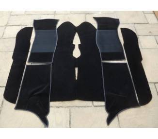 Complete interior carpet kit for Triumph TR7 coupe 1979-1981 (only LHD)