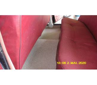 Complete interior carpet kit for Peugeot 403 limousine from 1955-1967 (only LHD)