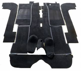 Complete interior carpet kit for Triumph Stag MK1 & MK2