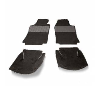 Carpet mats for Fiat Dino Coupe 2000 und 2400 (only LHD)