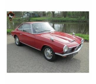 Komplettausstattung für BMW 1600 GT 1967-1968 mit Kofferraum