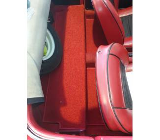 Complete interior carpet kit for NSU Wankel Spider from 1964-1967 (only HD)